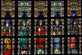 The Lives of the Saints - Our Beloved Brothers and Sisters in Christ